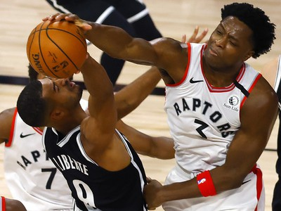 Hráč Toronto Raptors Anunoby