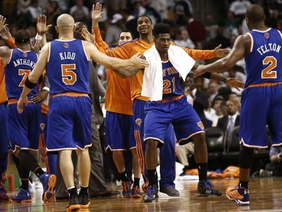 New York Knicks počas