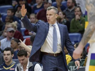 Billy Donovan, tréner Oklahomy