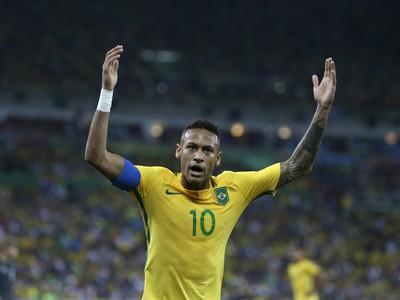 Neymar priviedol Brazíliu k