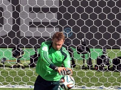 Brankár Nemcov Manuel Neuer