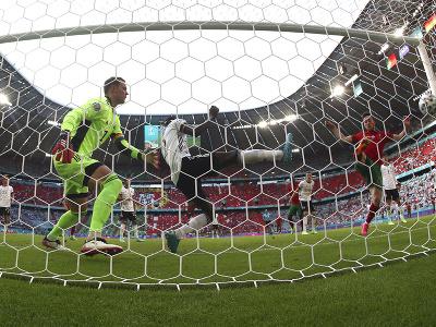 Súboj Nemecka s Portugalskom
