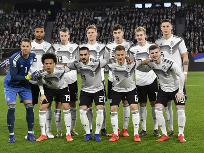 Reprezentanti Nemecka