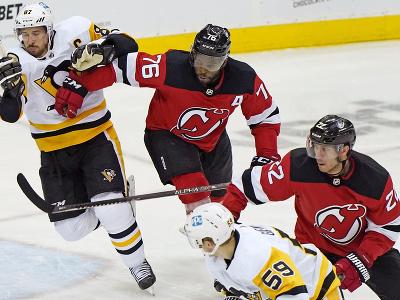 New Jersey Devils doma nestačili na Pittsburgh
