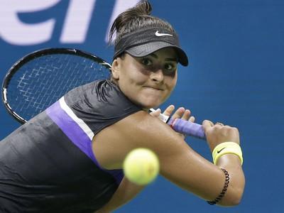 Bianca Andreescu postúpila do semifinále US Open 2019 cez Belgičanku Elise Mertens
