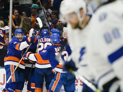 Hráči New Yorku Islanders