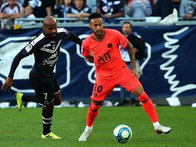 Jimmy Briand a Neymar