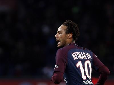 Neymar strelil štyri góly