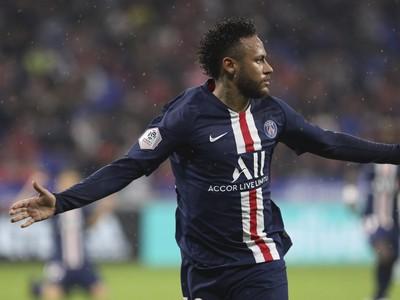 Neymar a jeho gólové