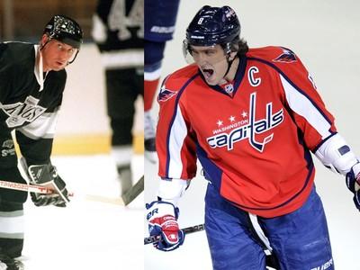 Wayne Gretzky verzus Alexander