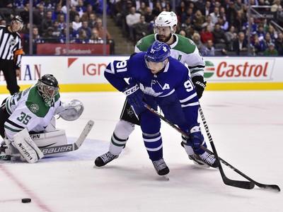 Dallas dokázal zvíťaziť na ľade Toronta.