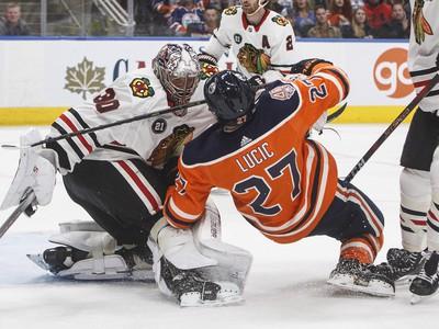 Hráči Chicaga prehrali už štvrtý zápas v rade. Tentokrát na ľade Edmontonu.