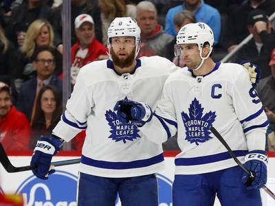 Hokejisti Toronta rozobrali Detroit