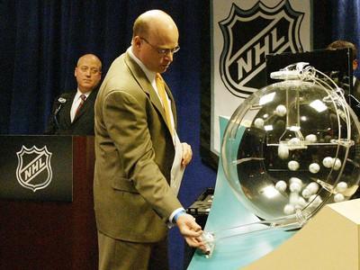 Draftová lotéria NHL