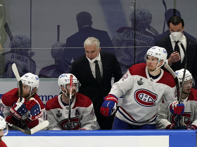 Lavička Montrealu Canadiens