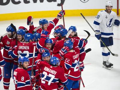 Montreal oslavuje veľkolepé víťazstvo