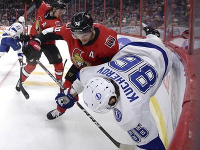NHL bolí jak fras, viac o tom povedia Nikita Kučerov a Mark Borowiecki