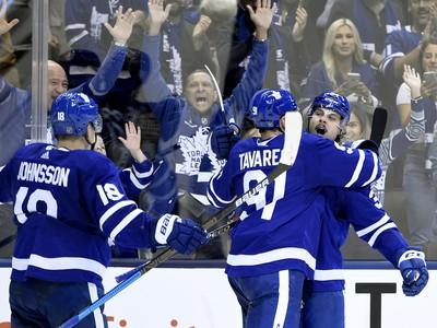 Toronto sa tešilo z víťazstva v derby proti Ottawe
