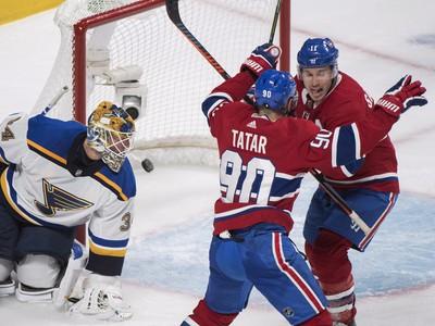 Hokejisti Montrealu zvíťazili aj