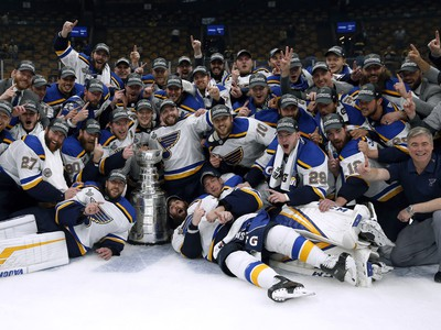 Hráči St. Louis Blues