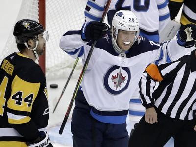 Winnipeg dokázal zvíťaziť na ľade Pittsburghu
