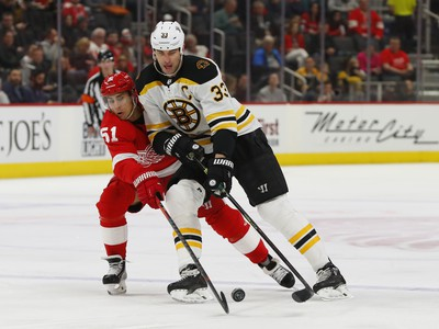 Kapitán Bostonu Bruins Zdeno