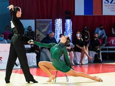 Majstri v latinskoamerických tancoch