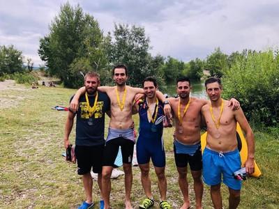 Triatlonisti z Piešťan: Všetci