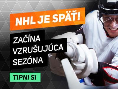 Tipujte a sledujte NHL