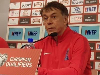 Tréner Nikola Jurčević