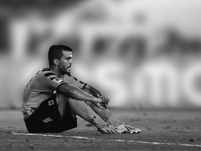 Zosnulý grécky futbalista Nikos