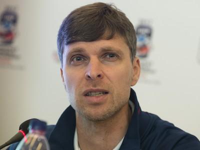 Tréner reprezentácie U18 Norbert