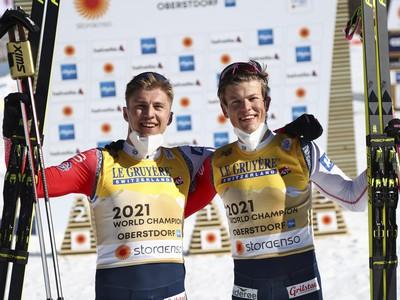 Erik Valnes a Johannes