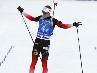 Johannes Thiungnes Bö prichádza