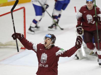 Lotyšský hráč Renars Krastenbergs