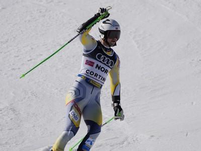 Foss-Solevaag získal zlato v slalome