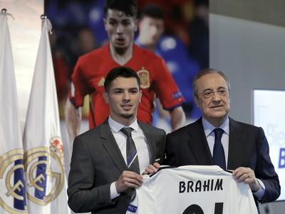 Brahim Díaz sa stal