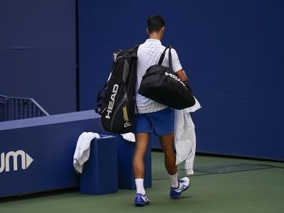Novak Djokovič na US Open dohral