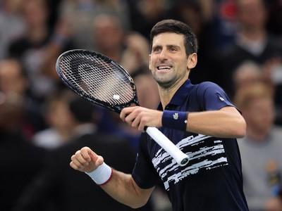 Novak Djokovič víťazom turnaja