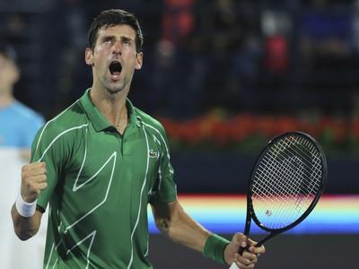 Novak Djokovič ovládol turnaj