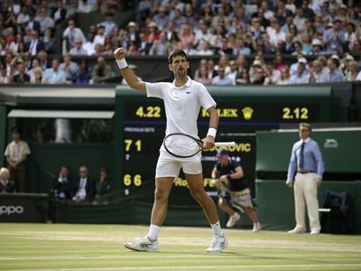 Novak Djokovič víťazom Wimbledonu