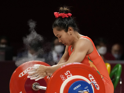 Mirabai Čanuová