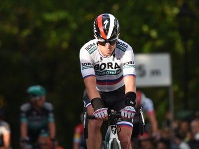 Na snímke slovenský cyklista Juraj Sagan