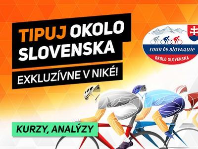 Niké podporuje slovenskú cyklistiku!