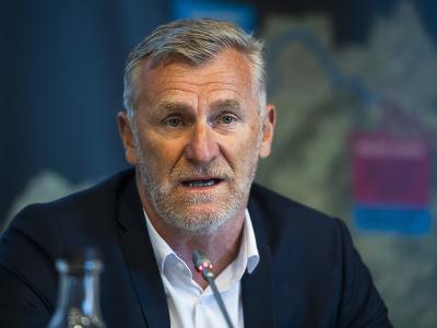 Generálny riaditeľ medzinárodných cyklistických pretekov (MCP) Okolo Slovenska a prezident Slovenského zväzu cyklistiky Peter Privara