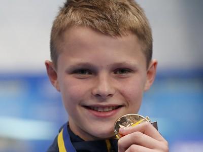 Trinásťročný Ukrajinec najmladším európskym