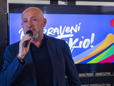 Na snímke prezident Slovenského olympijského a športového výboru (SOŠV) Anton Siekel