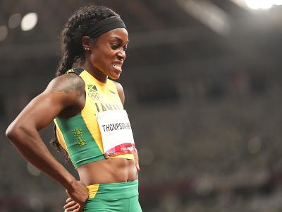 Jamajská šprintérka Elaine Thompsonová-Herahová