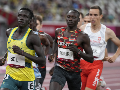 Emmanuel Korir z Kene