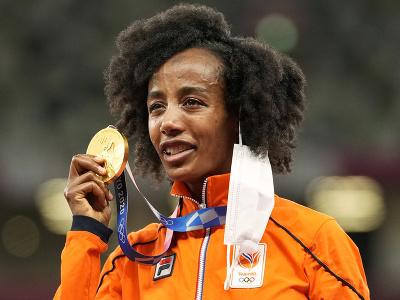 Holandská atlétka etiópskeho pôvodu